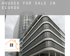 Houses for sale in  Ecuador