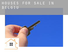 Houses for sale in  Belgium
